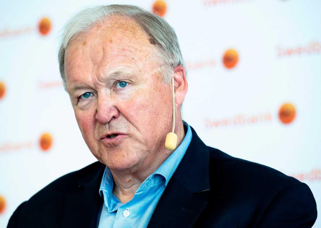 Göran Persson är vald till ny styrelseordförande i Swedbank.