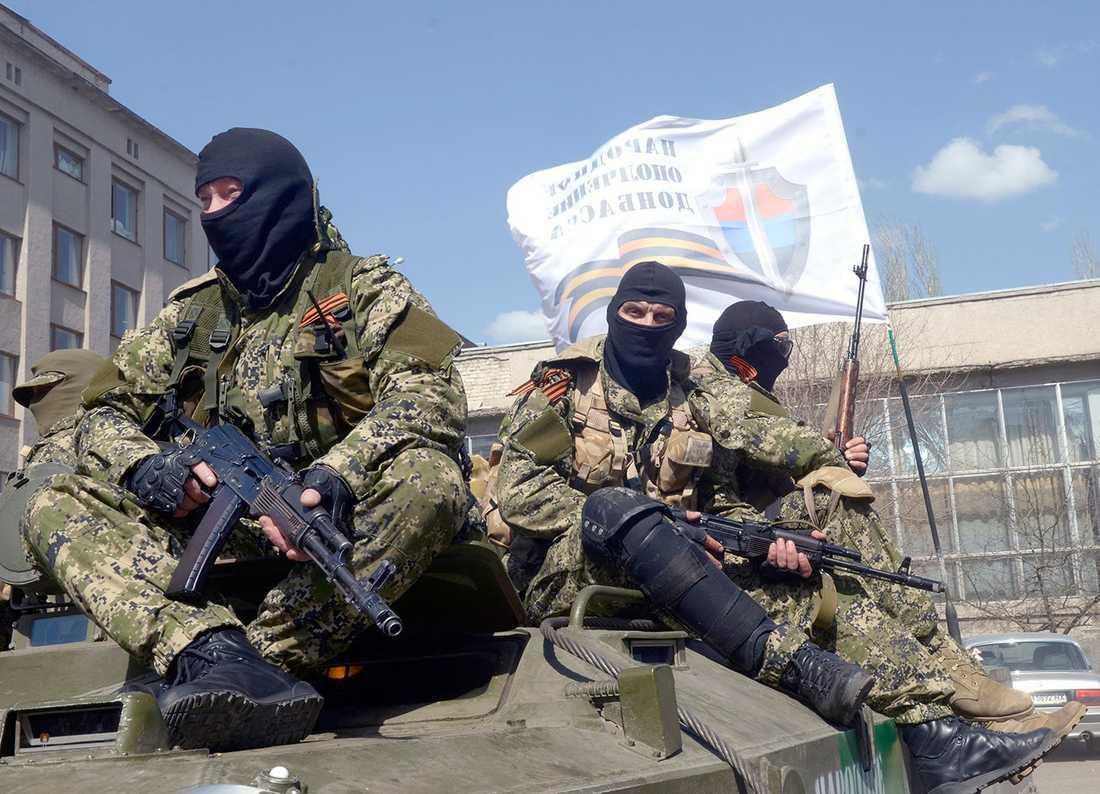 Trots uppgörelsen – separatisterna vägrar ge sig.