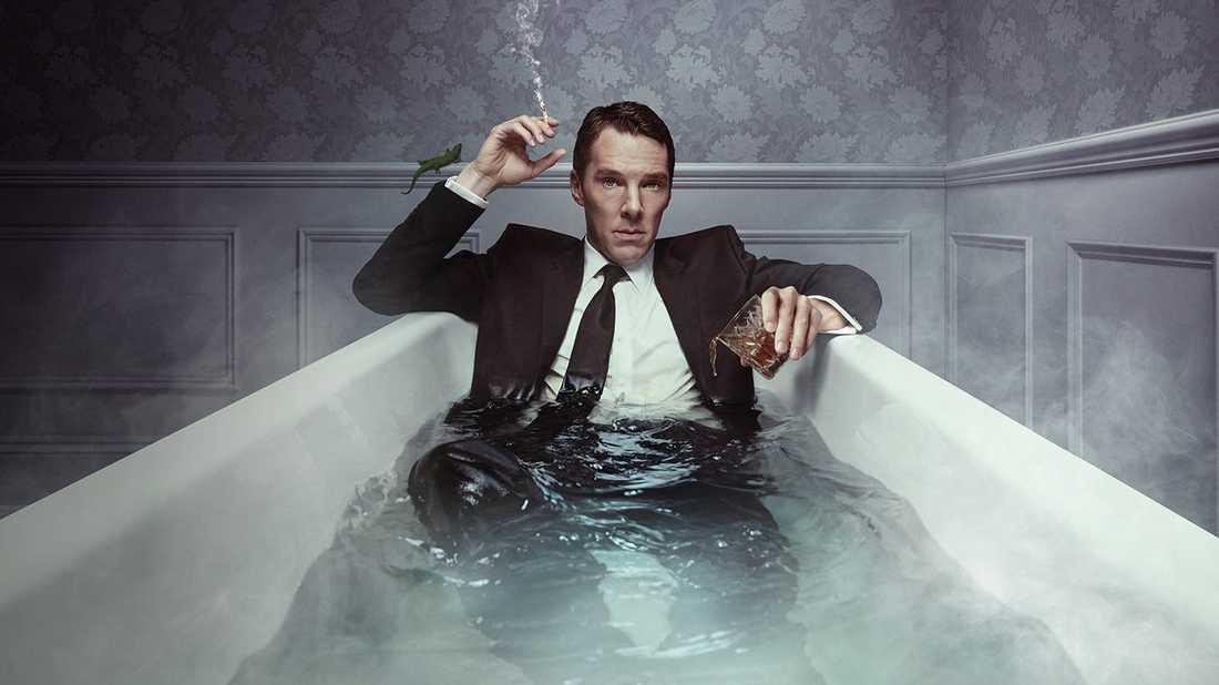 """Benedict Cumberbatch i """"Patrick Melrose""""."""