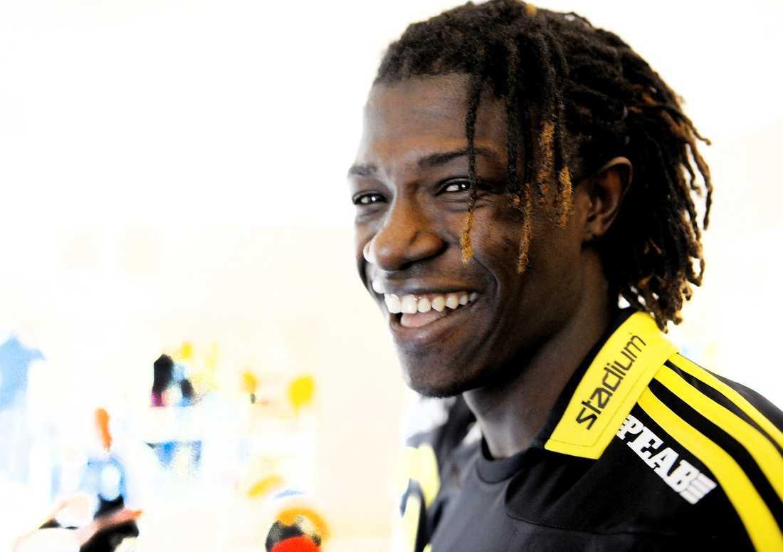 I morgon kan Mohamed Bangura spela igen.