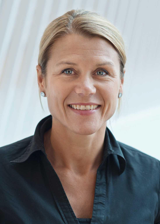 Madelén Falkenhäll, ekonom på Swedbank.