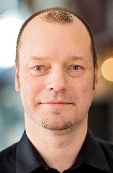 Jesper Strömbäck.