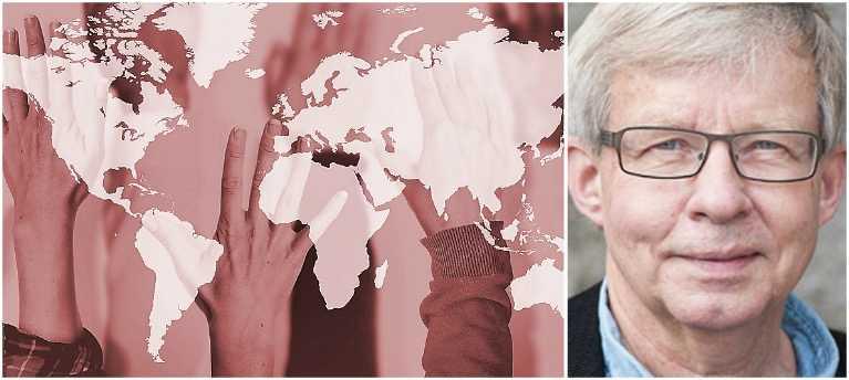 Kampen för en global demokrati är inte utopistisk, skriver professor Torbjörn Tännsjö.