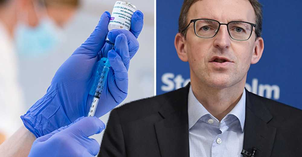 Region Stockholms samordnare om vaccinkaoset