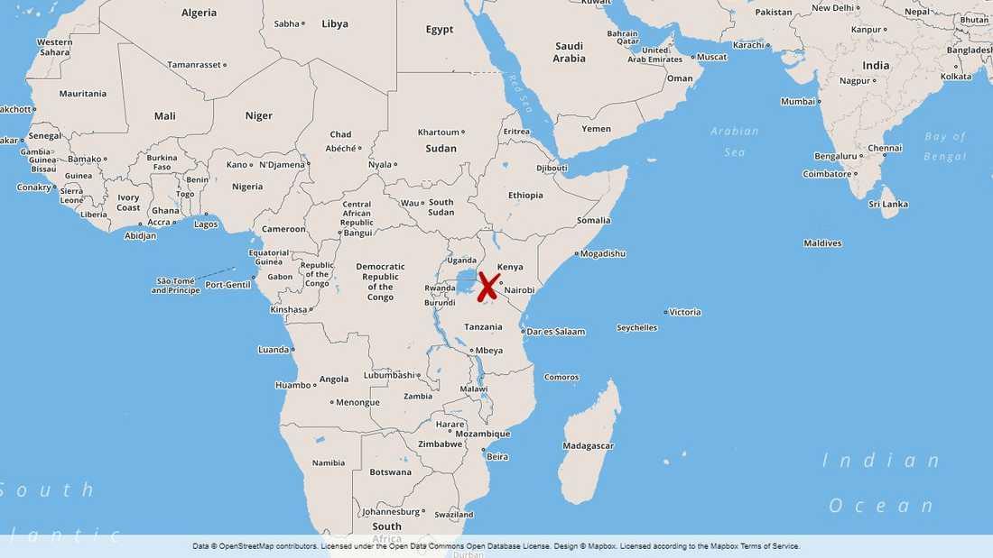 Översvämningar tog minst sex liv i nationalparken Hell´s Gate i Kenya