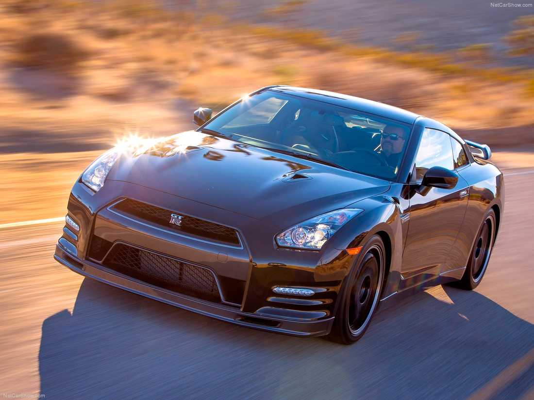 NIssan GT-R Track Edition (2014)
