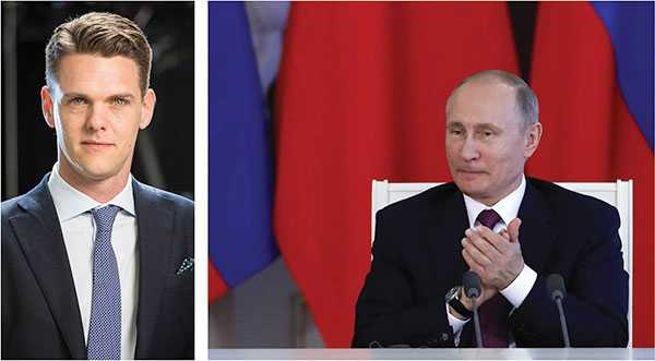 SD har tidigare röstat emot EU:s associationsavtal med Ukraina, försökt stoppa kritik av arresteringen av den ryska oppositionsledaren Alexei Navalny och deras gruppledare i Europaparlamentet går till och med så långt som att öppet erkänna att han beundrar Putin, skriver debattören.