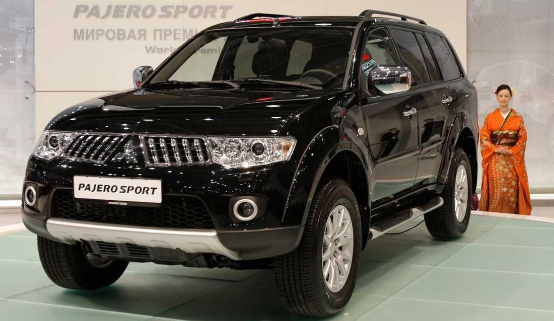 Bland annat flera Mitsubishi Pajero saknas efter ett toppmöte i Papua Nya Guinea. Arkivbild.