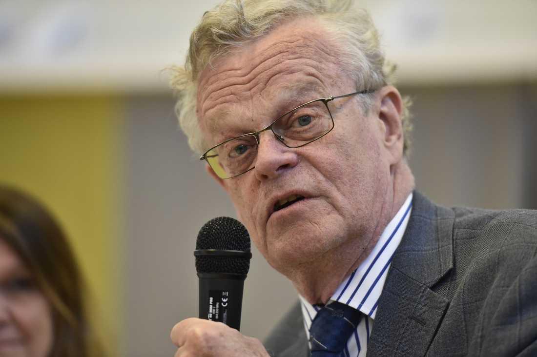 """""""Det kokar ute i min rörelse av vilja att göra saker"""", säger Björn Eriksson, ordförande för Riksidrottsförbundet. Arkivbild."""