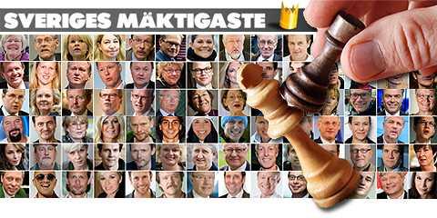 DU AVGÖR Vilka var Sveriges mäktigaste personer 2010? Var med i Aftonbladets stora omröstning och avgör.