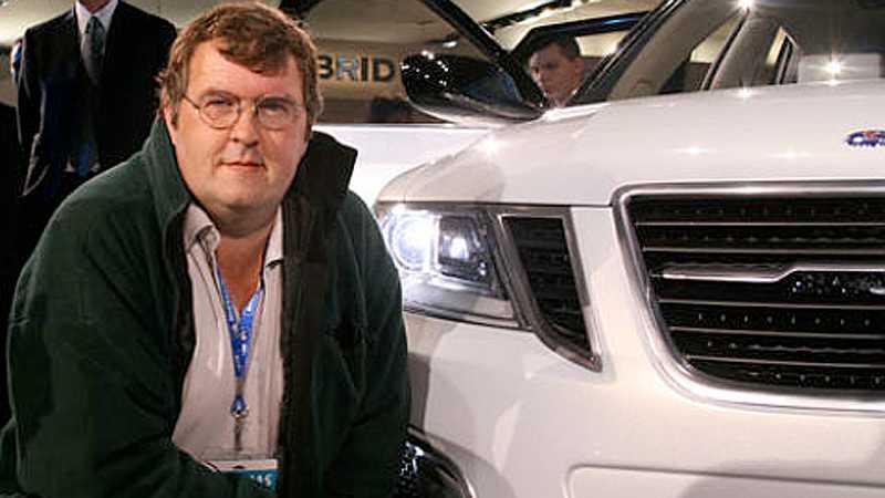 Steven Wade, Saab-entusiast och bloggare som nu får jobb på...Saab!