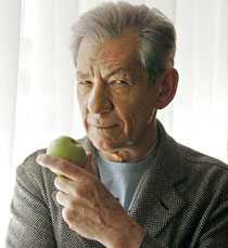 Ian McKellen.