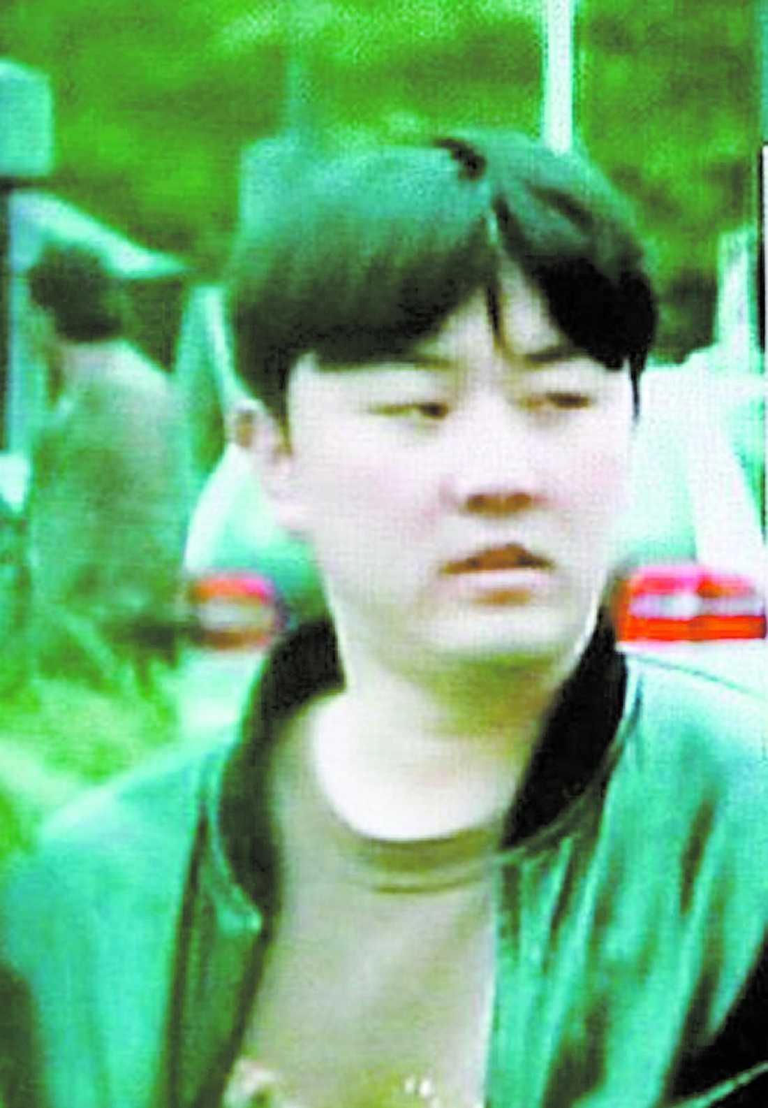 Kim Jong Chul var inte pappas favorit. Han var för kvinnlig.