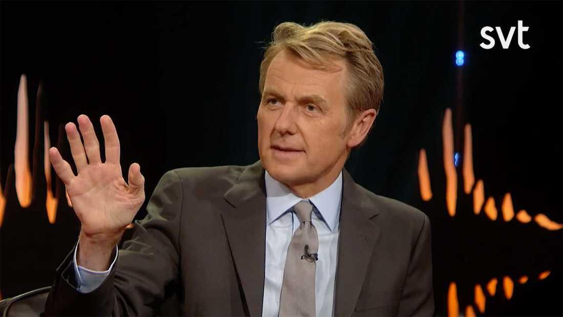 Fredrik Skavlan.