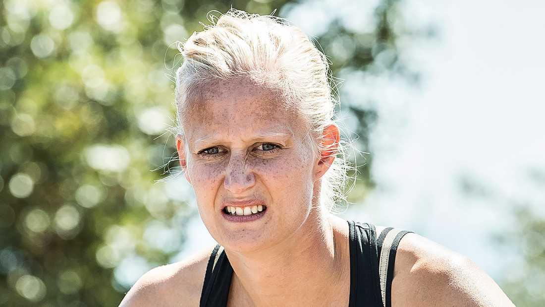 Carolina Klüft i Mästarnas mästare