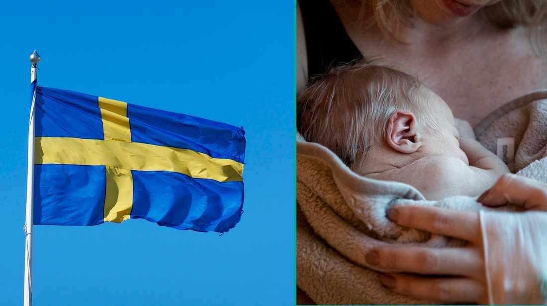 Sverige bäst på att rädda för tidigt födda enligt ny studie.