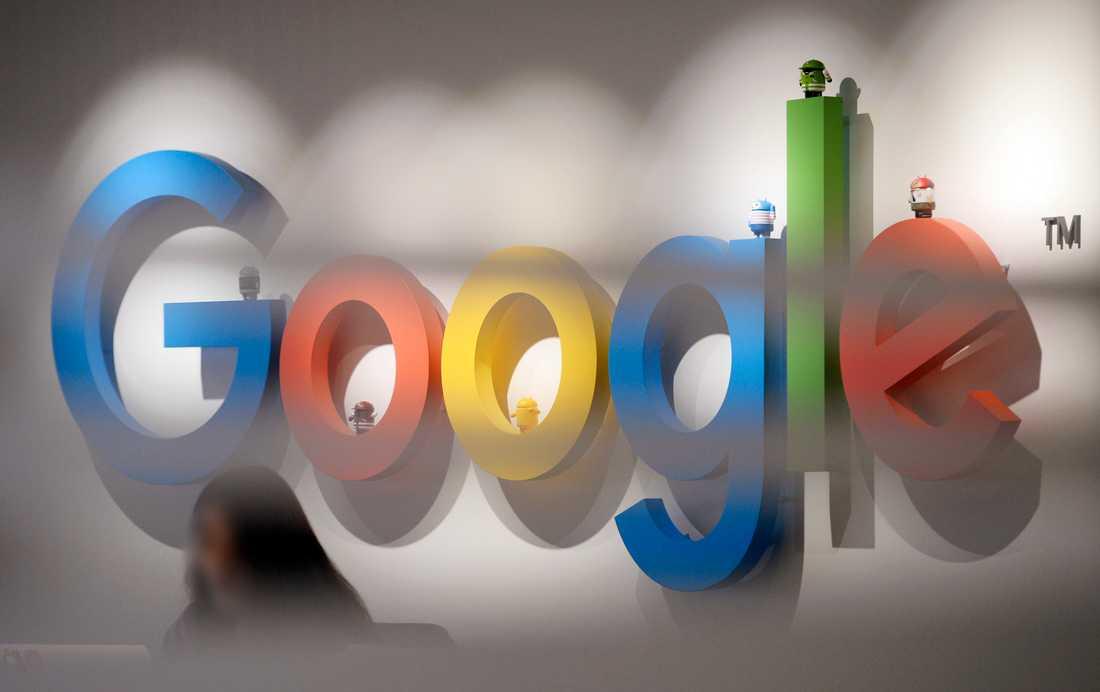 Google åläggs att betala en sanktionsavgift på 52 miljoner kronor. Domen kan dock överklagas. Arkivbild.