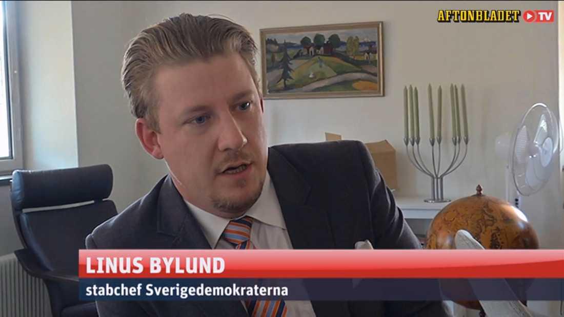 Linus Bylund.