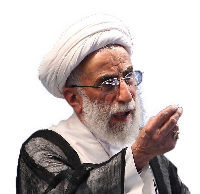 Ayatollah Ahmad Jannati, ordförande för iranska väktarrådet.