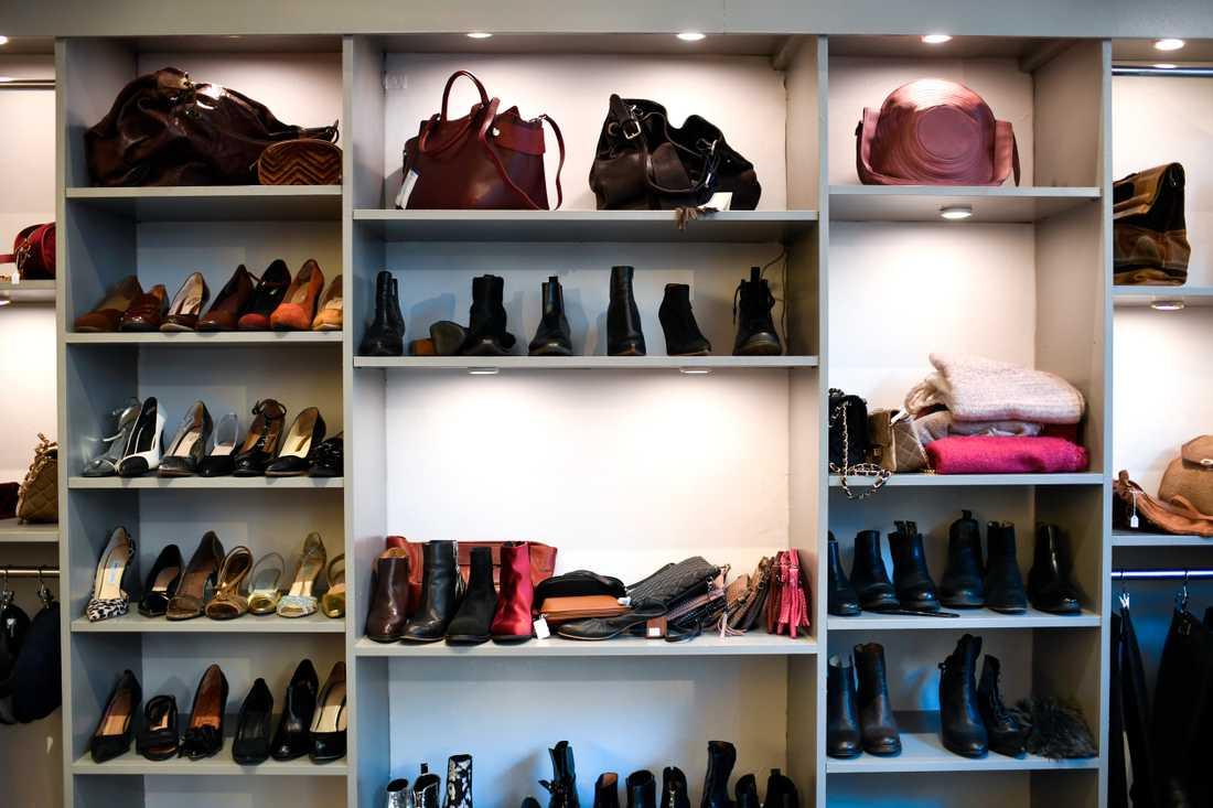 Att handla second hand. Är det någon skillnad i kvalitet på kläderna om man handlar second hand eller inte.