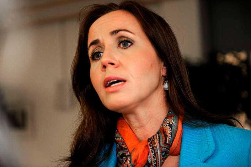 """Psykologen kallade dåvarande moderata landstingsrådet Filippa Reinfeldt för """"denna vidriga människa"""". Filippa Reinfeldt vill inte kommentera uttalandet."""