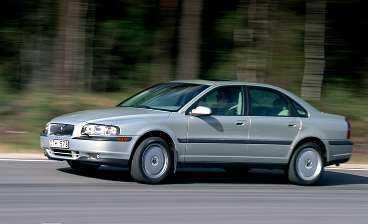 Dyr och billig Volvo S80 är tillsammans med BMW dyrast på reservdelar bland personbilarna, men det svensk-amerikanska bilföretaget har också S40-modellen som är billigast bland de Sverigetillverkade bilarna.