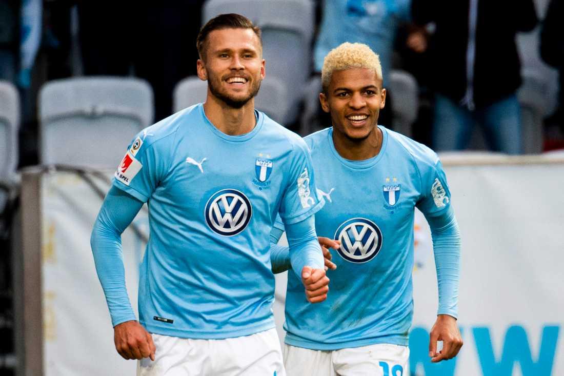 Arnor Traustasson och Romain Gall.