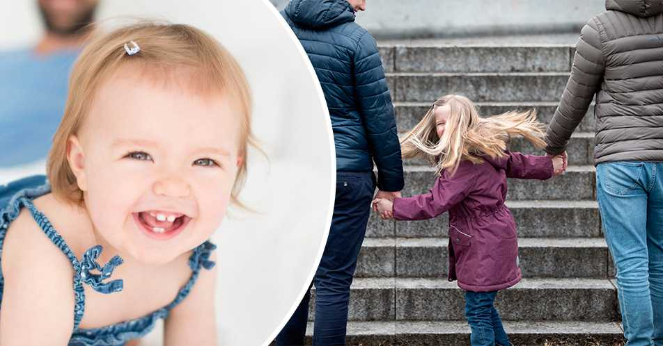 Nu höjs barnbidraget från och med 1 mars.