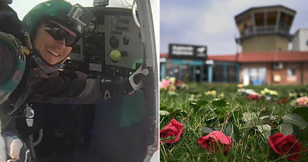 Staffan, 32, dog i flygolyckan i Örebro
