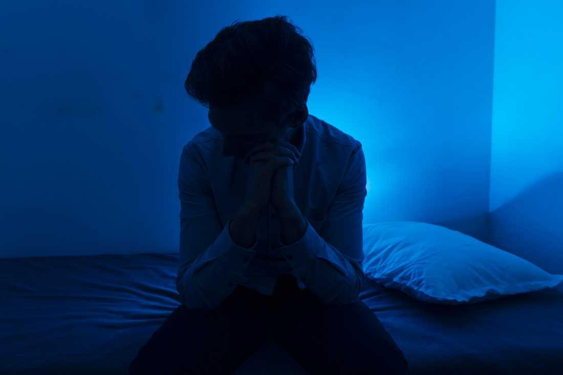 Självmord är den vanligaste dödsorsaken för män upp till 44 år – det är dags att börja prata om hur män mår, skriver Frida Söderlund.