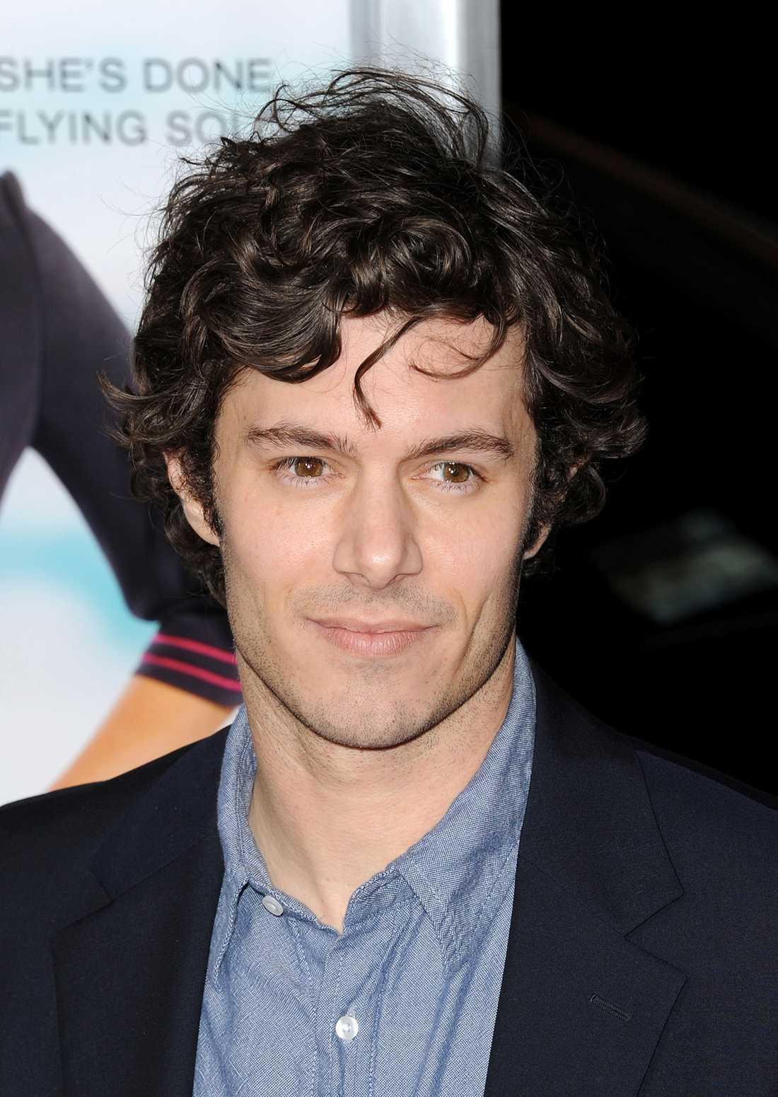 "Adam Brody slog igenom som Seth Cohen i tv-serien ""O.C""."