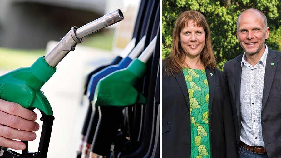 I Uppsala ska cykel, gång och kollektivtrafik prioriteras. År 2030 ska alla fordon på kommunens gator och vägar vara fossilfria, skriver Linda Eskilsson och Rickard Malmström från MP.