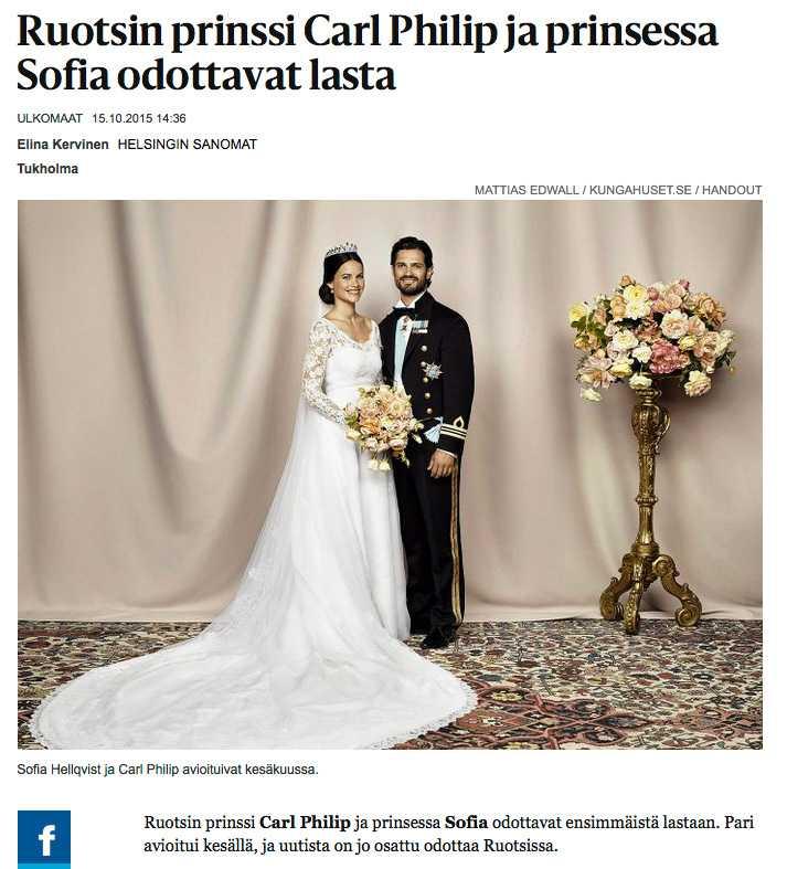 Helsingin Sanomat, Finland