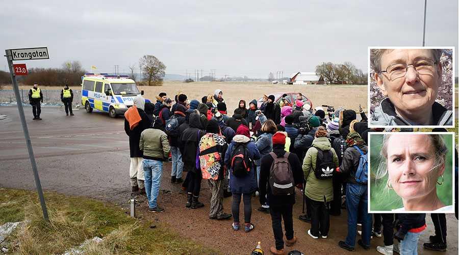 Allt fler rapporterar om en svår situation bland asylsökande. Det handlar om oförutsägbara och inhumana beslut, ökande hemlöshet, psykisk ohälsa, familjesplittring och fler utvisningar med inslag av våld, skriver artikelförfattarna Sanna Vestin och Anna Lundberg.