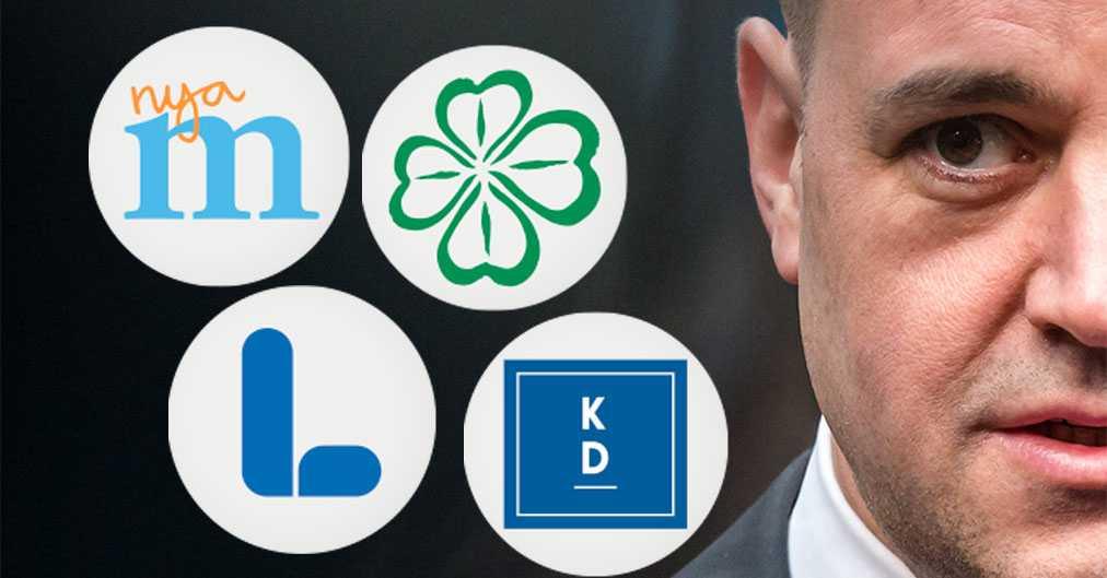 Alliansen har förberett sig för att ta över makten efter valet genom att ta hjälp av veteraner från Fredrik Reinfeldts regering.