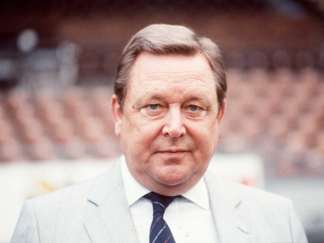 Lennart Johansson 1984.