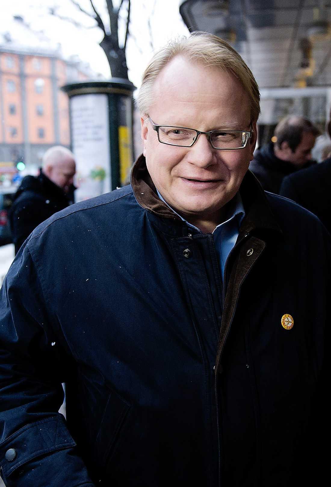Peter Hultqvist, 53, riksdagsledamot och S-ordförande i Dalarna: Kommer från Dalarna, normalt ett av skogslänen. Men förra gången lierade man sig med vänsterfalangen och blev avgörande för att Håkan Juholt skulle kunna väljas.