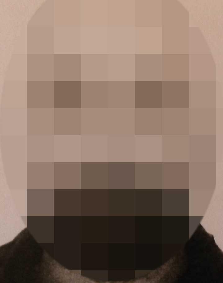 36-årig man som tidigare varit aktiv och hållit föreläsningar inom Dawah-rörelsen. Han har avtjänat ett fängelsestraff för ekobrott.