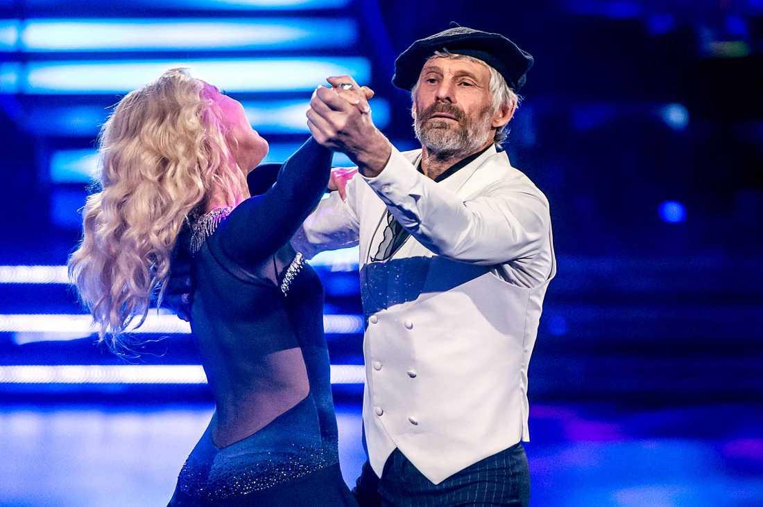 Wassberg dansar vidare.