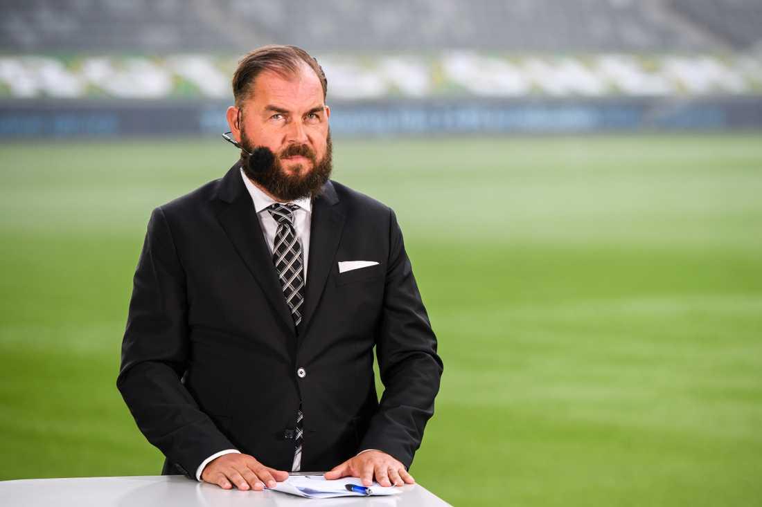 TV-experten Alexander Axén aktuell för laget i sitt hjärta – AIK.