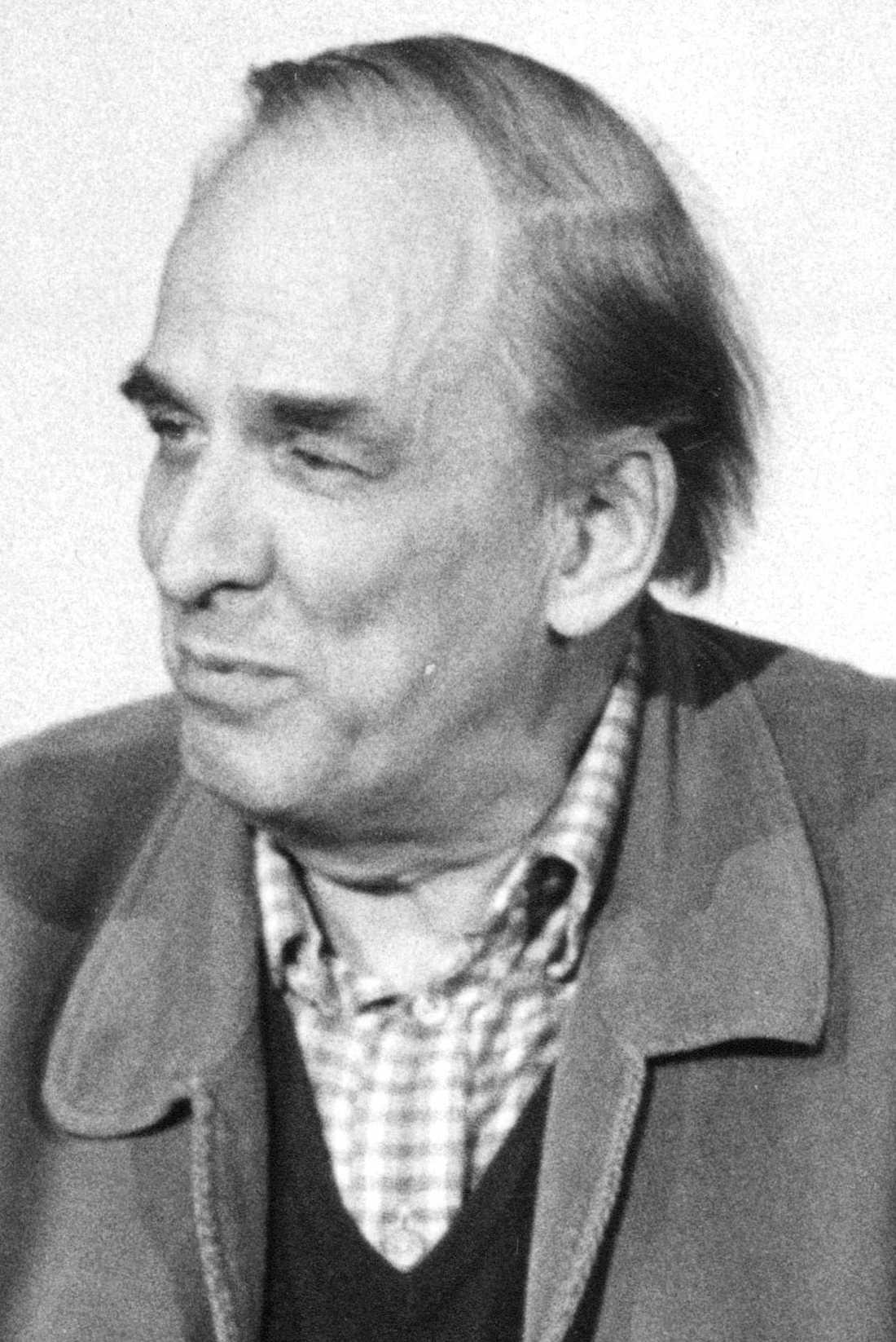 Emy Storm har jobbat med Ingmar Bergman.