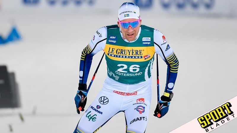 Sverige går för medalj i stafetten