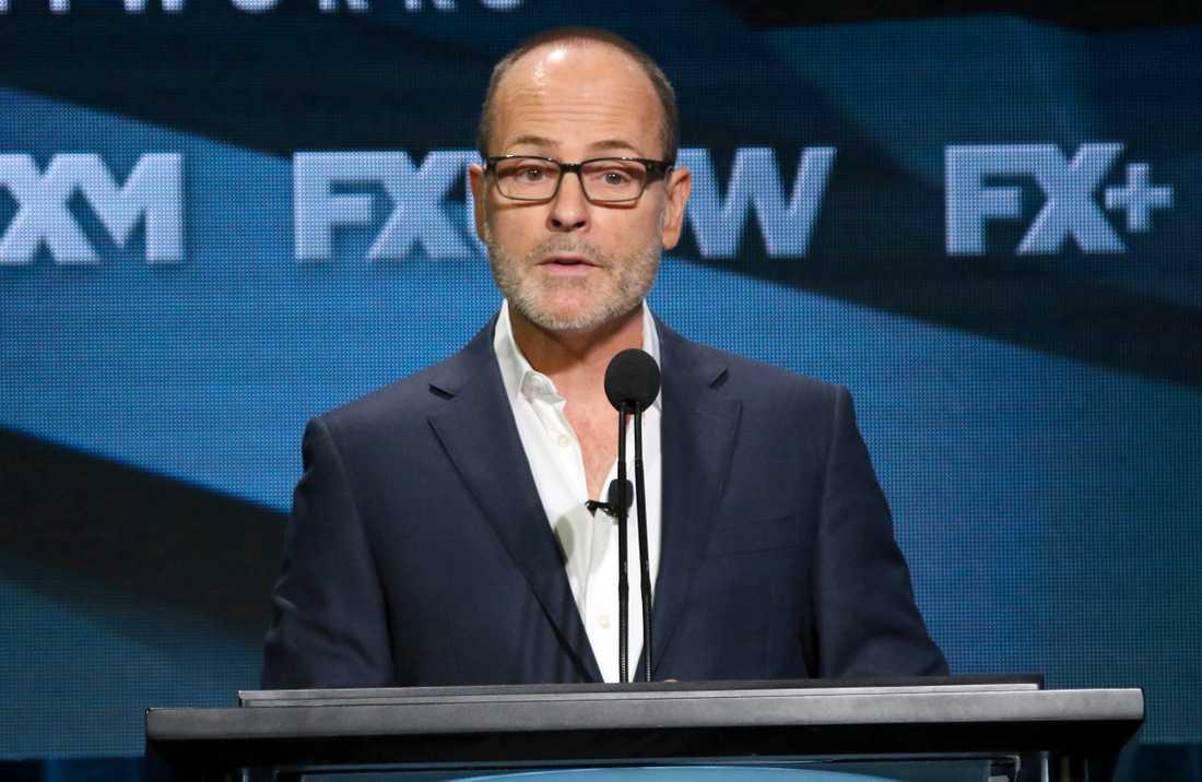 """John Landgraf, vd för tv-bolaget FX, lovar en påkostad och mindre eurocentrisk """"Shogun""""-serie."""