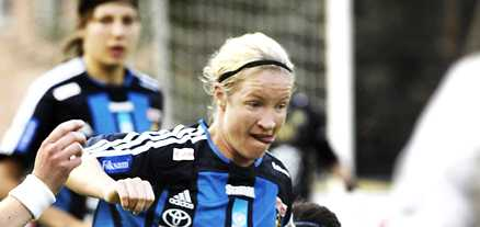 VM-AKTUELL Victoria Svensson och hennes Djurgården vann i går, men när kontraktet går ut kan stjärnan komma att lämna Stockholmsklubben.