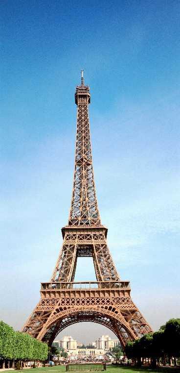 Lopporna trivs i Paris.