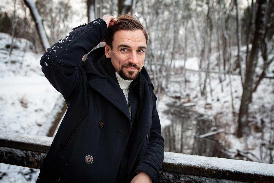 Jonas Österberg Nilsson regisserar pjäsen om den tragiska Polarexpeditionen.