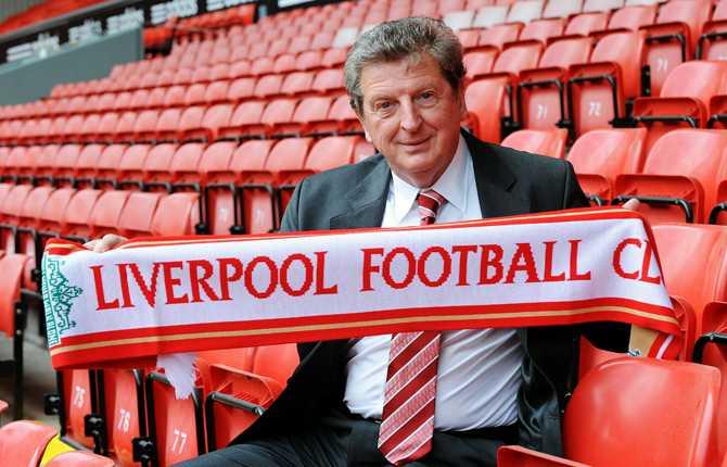 Sommaren 2010 tog Roy Hodgson över anrika Liverpool.
