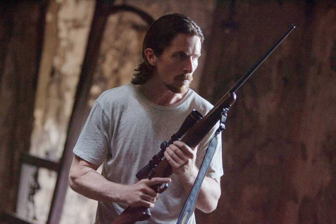"""Christian Bale i """"Out of the furnace""""."""