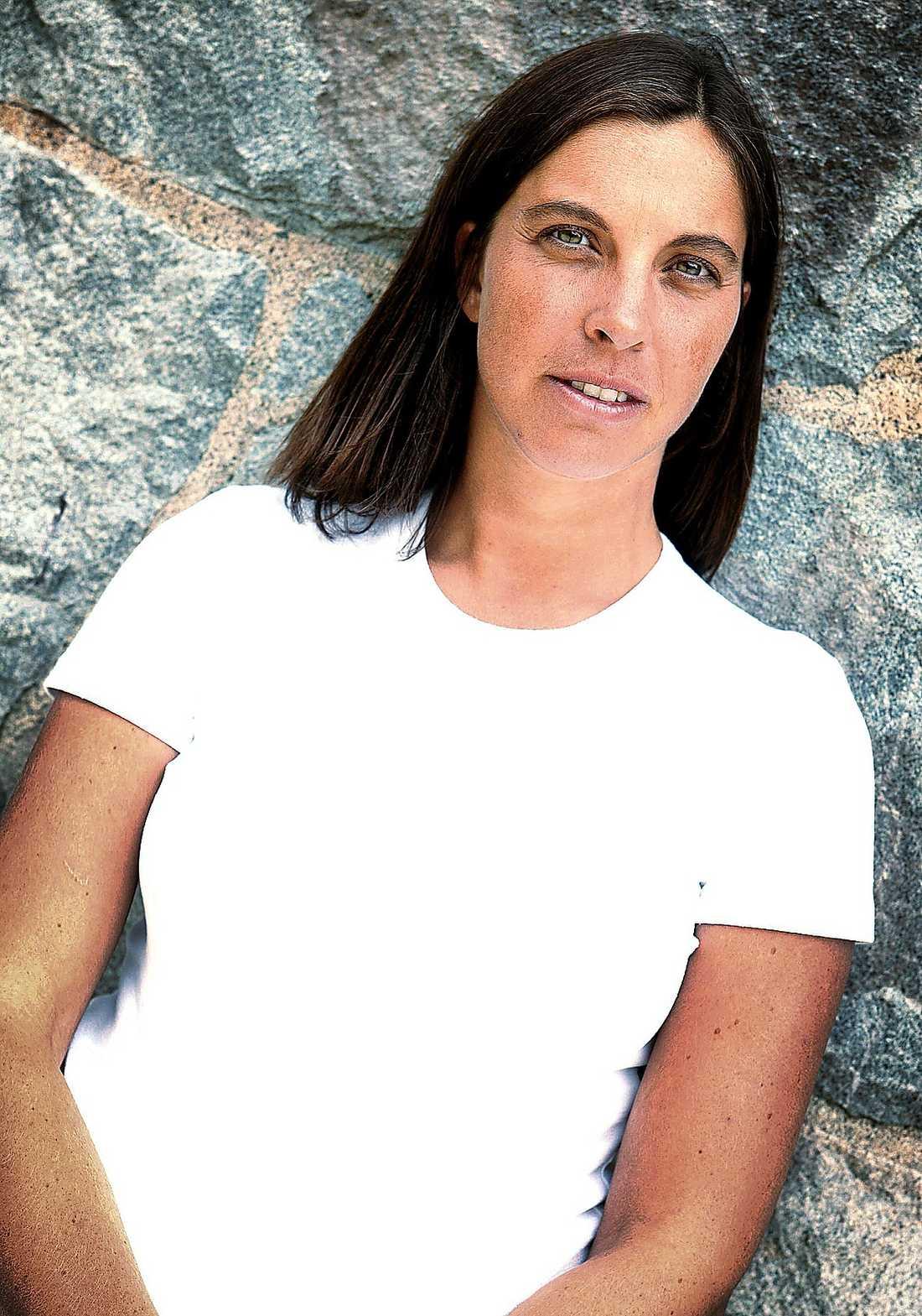Barnpsykologen Hanna Thermaenius.