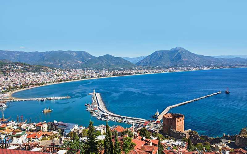 Turkiet och turistorten Alanya är en populär destination för många svenskar.